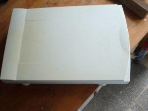 UV Belichtungsgerät ( Scannergehäuse )