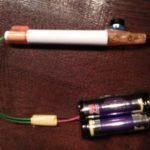Kompletter Wii Infrarot Stift mit Batteriehalter