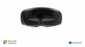 Microsoft AR Brille ( Hololens ) Daten / Fakten