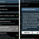 Unbekannte Quellen Aktivieren Android