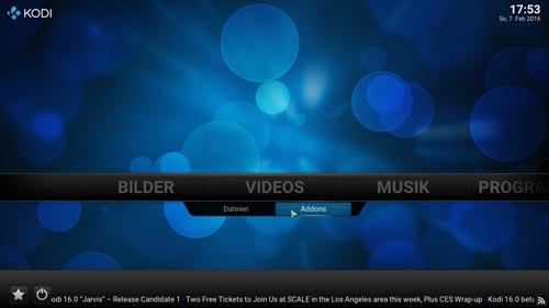 kodi video addon installieren